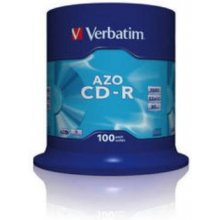 Toorikud Verbatim 1x100 Data Life Plus CD-R...