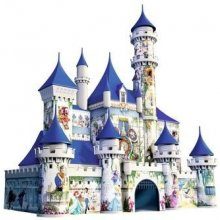 RAVENSBURGER 216 ELEMENTS Castle Disney