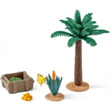 Schleich Plants + box koos food