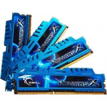 Mälu G.Skill Ripjaws X 32GB DDR3 32GXM Kit...
