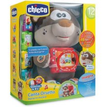 CHICCO Teddy Bear PL/EN