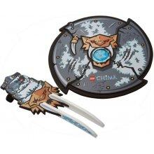 LEGO Sir Fanger Claw и Shield