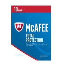 McAfee Total Protection 2017 10 seadet