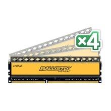 Mälu Ballistix Tactical 32GB DDR3 8GBx4...