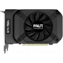 Видеокарта PALIT GTX750TI STORMX 1024MB...