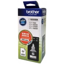 Tooner BROTHER BT6000BK Ink Cartridge, Black
