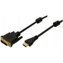 LogiLink CH0004 kaabel HDMI auf DVI-D HDMI...
