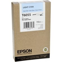 Тонер Epson чернила cartridge light голубой...
