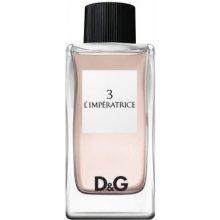 Dolce & Gabbana L´imperatrice 3, EDT 100ml...