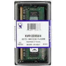 Mälu KINGSTON tehnoloogia 4GB DDR3 1333MHz...
