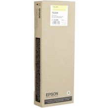 Tooner Epson tint cartridge kollane T 636...