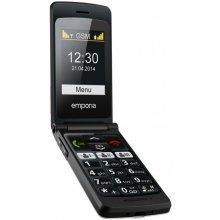 Мобильный телефон Emporia Flip basic чёрный