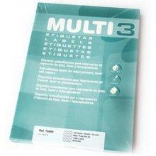 Apli Etiketid Multi 3 D60mm 100 lehte