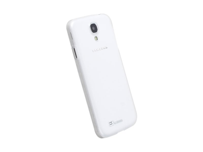 Krusell Protective Case Frostcover Samsung Galaxy S4 White