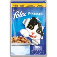 Felix Fantastic kanaga, grillitud liha...