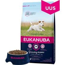 Eukanuba Puppy Small Breed, 3 kg