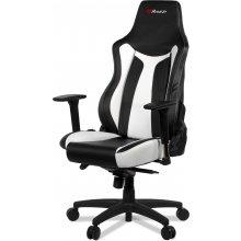 Arozzi Gaming стул Vernazza белый / чёрный