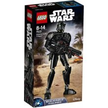 LEGO Star Wars Imperial stormtrooper death