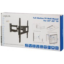 "LogiLink - TV wall mount, 32-55"", max. 50 kg"
