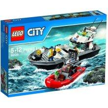 LEGO City Policyjna łódź patrolowa