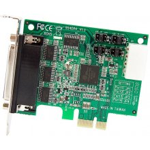 StarTech.com 4-Port PCI-E Serial Card, PCIe...