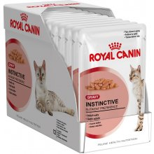 Royal Canin Instinctive kastmes Gravy...