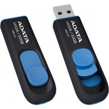 Mälukaart ADATA 64GB USB Stick UV128 USB3.0...