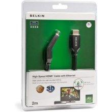 BELKIN HDMI M/M 2m, HDMI, HDMI, Male/Male
