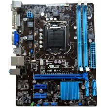 Материнская плата Asus H61M-K, DDR3-SDRAM...