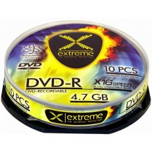 Диски ESPERANZA DVD+R 4,7GB x16 - Cake Box...