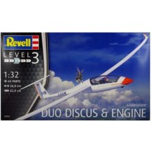 Revell Glider Duo Discus & Engine