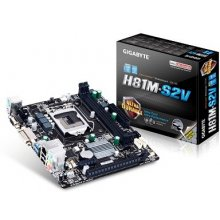 Emaplaat GIGABYTE Mainboard | | Intel H81...