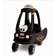 LITTLE TIKES Samochód Taxi czarny