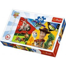 TREFL Puzzle 60 pcs - Toy Story, Made for...