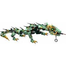 LEGO Ninjago зелёный ninjadraakon