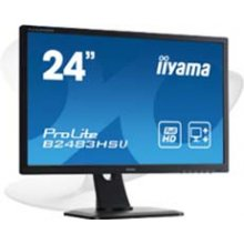 "Монитор IIYAMA 61.0cm (24"") B2483HSU-B1DP..."