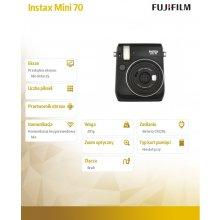 Фотоаппарат FUJIFILM Instax Mini 70 чёрный