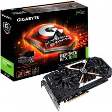Videokaart GIGABYTE GeForce GTX 1080 8GB...