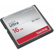 Флешка SanDisk Compact Flash Ultra 16GB...