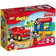 LEGO DUPLO Warsztat Myszki Mickey