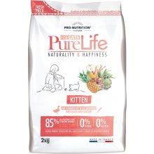 Pro-Nutrition Pure Life Cat Kitten Pardiliha...