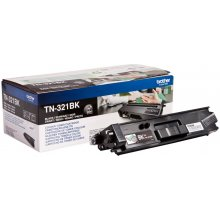 Тонер BROTHER Toner TN321BK чёрный | 2500...