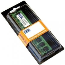 Mälu GOODRAM DDR3 4GB/1600 512*8 Single Rank...