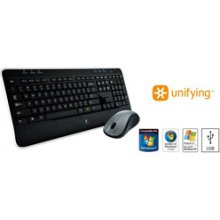 Klaviatuur LOGITECH Combo MK520, RF...