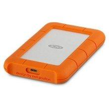 Жёсткий диск LaCie mobile drive Rugged USB-C...