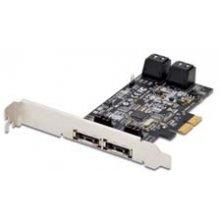 Võrgukaart Assmann/Digitus SATA III PCI...