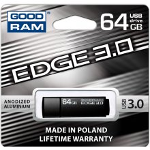 Флешка GOODRAM 64GB mälupulk Edge...
