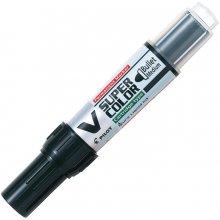 Pilot Marker permanentne V Super Color...
