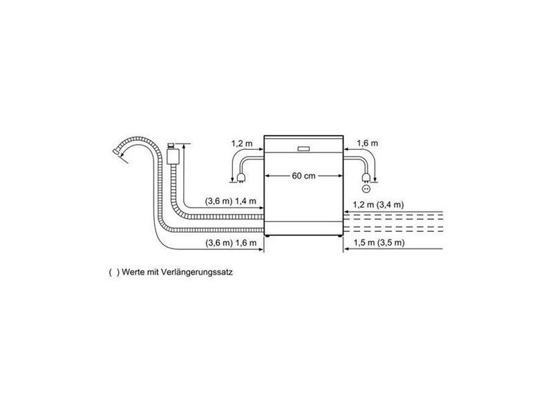 Neff GI 68 N Einbaugeschirrspüler (EEK: A++) S41P69N2EU - OX.ee | {Einbaugeschirrspüler 28}