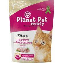 PLANET PET SOCIETY Chicken for Kitten -...